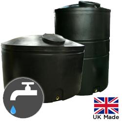 Water Tanks | Baffled Water Tanks | Large Water Tanks | Open